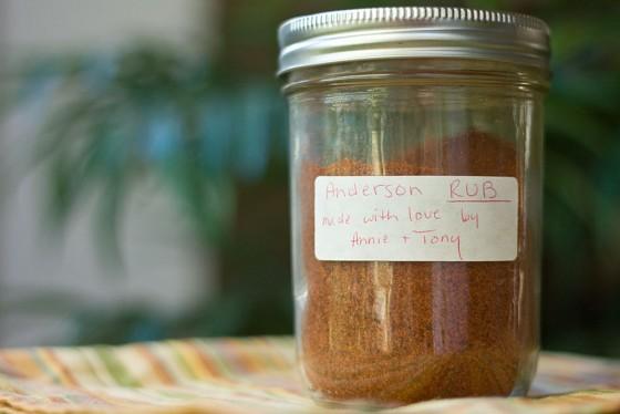 Rib Rub Recipe