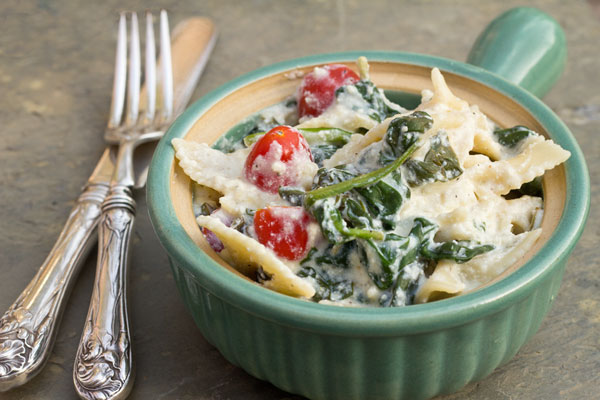 Veggie ricotta pasta mommie cooks whether forumfinder Choice Image