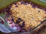 Blueberry Coconut Crisp (Gluten and Dairy Free)