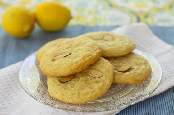 Almond Lemon Cookie @mommiecooks