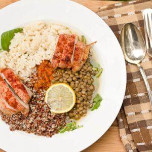 Quinoa Bowl a-la Panera