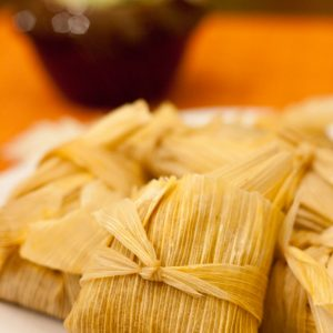 Family Friendly Fridays: Vegetarian Tamales