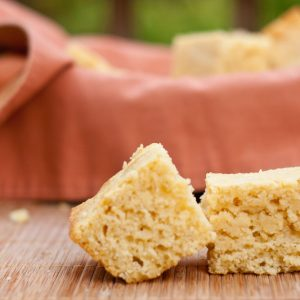 Family Friendly Fridays: Honey Sweet Corn Bread