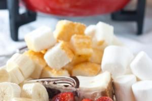 Family Friendly Fridays: Toblerone Fondue