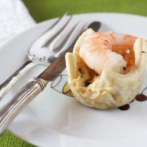 Shrimp Appetizer Delight