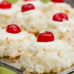 Family Friendly Fridays: Cherry Limeade Macaroons