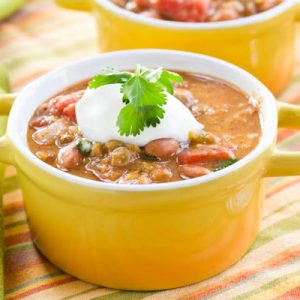 Hearty Lentils and Beans